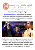 Marvelless Mark Kamp Motivational Speaker in Las Vegas