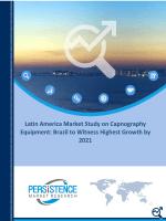 2014-2021 Latin America Capnography Equipment Market