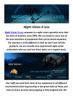Buy Online Night Vision Scopes For Sale