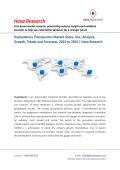 Dyslipidemia Therapeutics Market Research Report 2016