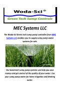 MEC Systems LLC : Lawn Sprinkler System