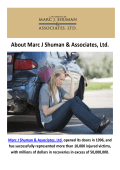 Marc J Shuman & Associates, Ltd - Car Accident Attorney in Chicago, IL