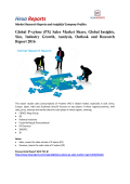 Global P-xylene (PX) Sales Market Share, Industry Growth And Overview 2016: Hexa Reports