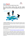 Fire Trucks Market Share, Industry Growth And Overview, 2011 To 2024: Hexa Reports