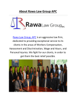 Rawa Law Group : Workers Compensation Attorney In San Diego