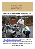 Marc J Shuman & Associates, Ltd - Car Accident Lawyer in Chicago, IL