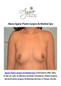 Aguiar Plastic Surgery & Medical Spa - Breast Augmentation in Tampa, FL.pdf