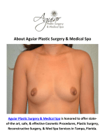 Aguiar Plastic Surgery & Medical Spa - Breast Augmentation in Tampa, FL.pdf