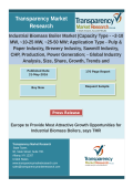 Industrial Biomass Boiler Market - Industry Analysis, Size, Forecast 2025