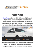 Access Autos : Best Cars For Sale in Los Angeles, CA