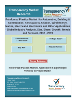 Reinforced Plastics Market - Global Industry Analysis,  2019