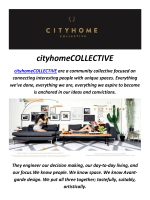 cityhomeCOLLECTIVE : Luxury Houses For Sale in Salt Lake City, UT