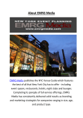 EMRG Media : Event Planning Companies In NYC