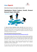 Heptahydrate Market Analysis, Growth, Demand Research Report 2016-2021