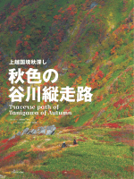 Traverse path of Tanigawa of Autumn