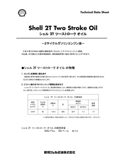 Shell 2T Two Stroke Oil