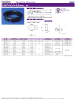 ONE-TOUCH BUSHING / TB
