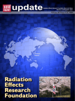 日本語版 [PDF:2.05MB] - Radiation Effects Research Foundation
