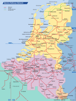 Benelux Railways Network