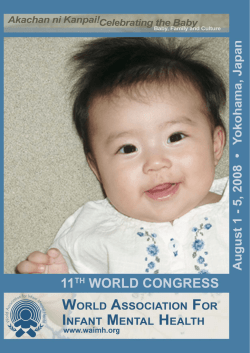 WAIMH Board of Directors - World Association for Infant Mental Health