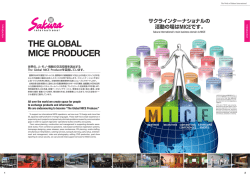 THE GLOBAL MICE PRODUCER