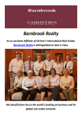 The Berkshires Real Estate By Barnbrook Realty