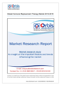 Global Hormone Replacement Therapy Market 2015-2019