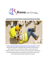 Rawa Law Group : Work Injury Attorney In San Diego