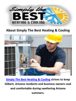 Simply The Best AC Repair in Chandler, AZ