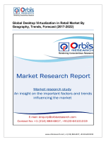 Desktop Virtualization in Retail Industry - Research Report by Orbis Research