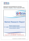 Smart Thermostat Market - Industry Analysis Report 2022