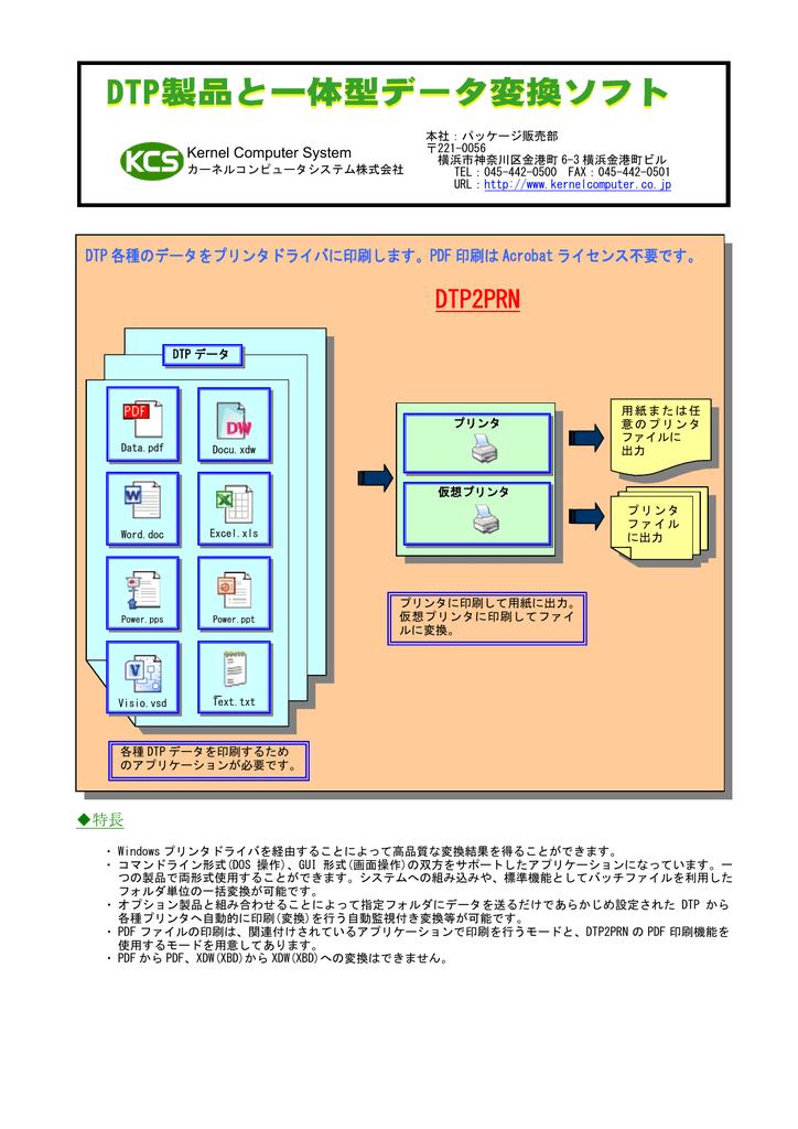 vsd pdf 変換 web