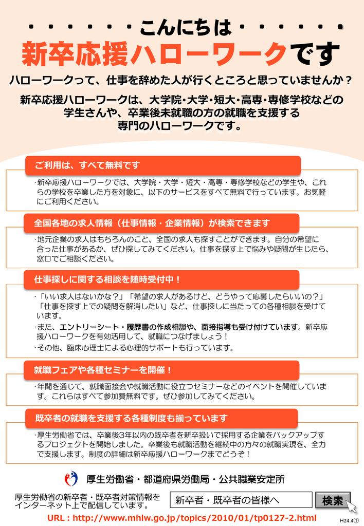 ハローワーク長崎 インターネット