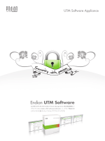Endian UTM Software Appliance 製品カタログ