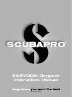 EASYDON Dryglove Instruction Manual