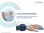 Pulse Oximeter Market - Industry Analysis, Size, Share, Growth, Trends and Forecast to 2025