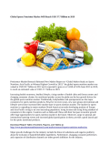 Sports Nutrition Market Going to Reach USD 37.7 Billion By 2019