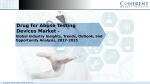 Drug for Abuse Testing Devices Market