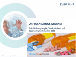 Orphan Drugs Market by product type, and disease type - Global Industry Insights, Trends, 2025