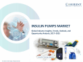 Insulin Pumps Market by product type, and end-user - Global Industry Insights, Size, Share, Trends, 2025