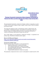 Pneumatic Compression Market Research Report 2017-2025
