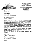 Documents Subpoena re Thomas Woznicki (St. Croix County, Wisconsin)