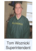 Tom Woznicki, EdS Records Compilation (Wisconsin Teacher and Superintendent)
