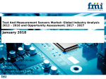 Test And Measurement Sensors Market