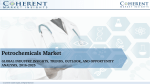 Petrochemicals Market - Industry trends, Outlook, Challenges and Key Market Players