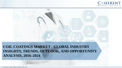 Coil Coatings Market - Global Industry Insights, Trends, Outlook, and Opportunity Analysis, 2016–2024
