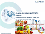 Clinical Nutrition Market to Surpass US$ 73.1 Billion Threshold by 2025, on the Back of Increasing Prevalence of Diabetes