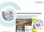 Brain Health Devices Market, By Product Type, Application - Global Trends, and Forecast 2017 - 2025