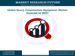 Heavy Construction Equipment Market Research Report - Forecast to 2027