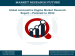 Automotive Engine Market Research Report – Forecast to 2022